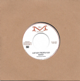 Smoky - Let My People Go / Version (Big M Records / Only Roots) EU 7""